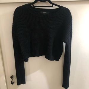 Cropped sweater SIZE M